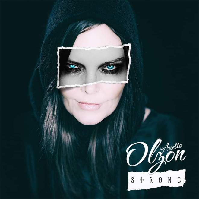 """Ny Skivrecension: Anette Olzon – """"Strong""""."""