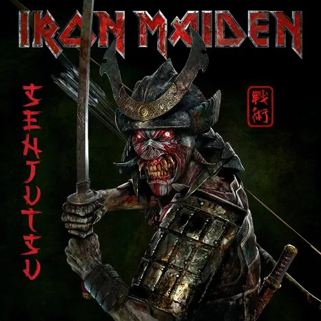 "Ny skivrecension: Iron Maiden ""Senjutsu""."