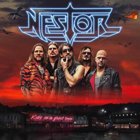 """NESTOR – NYTT ALBUM""""KIDS IN A GHOST TOWN""""UTE 22 OKTOBER!"""
