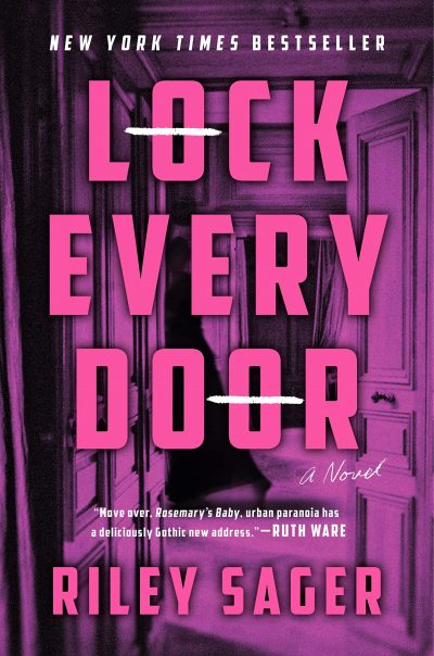 Lock Every Door by Riley Sager book cover