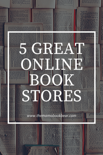 5 Great Online Book Stores