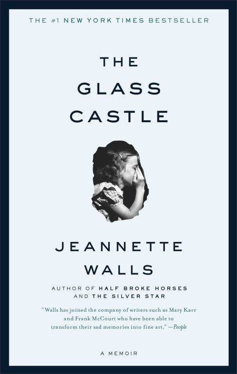 The Glass Castle by Jeannette Walls book cover