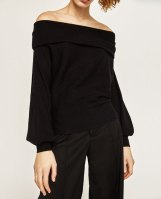 Off the Shoulder Sweater £25.99