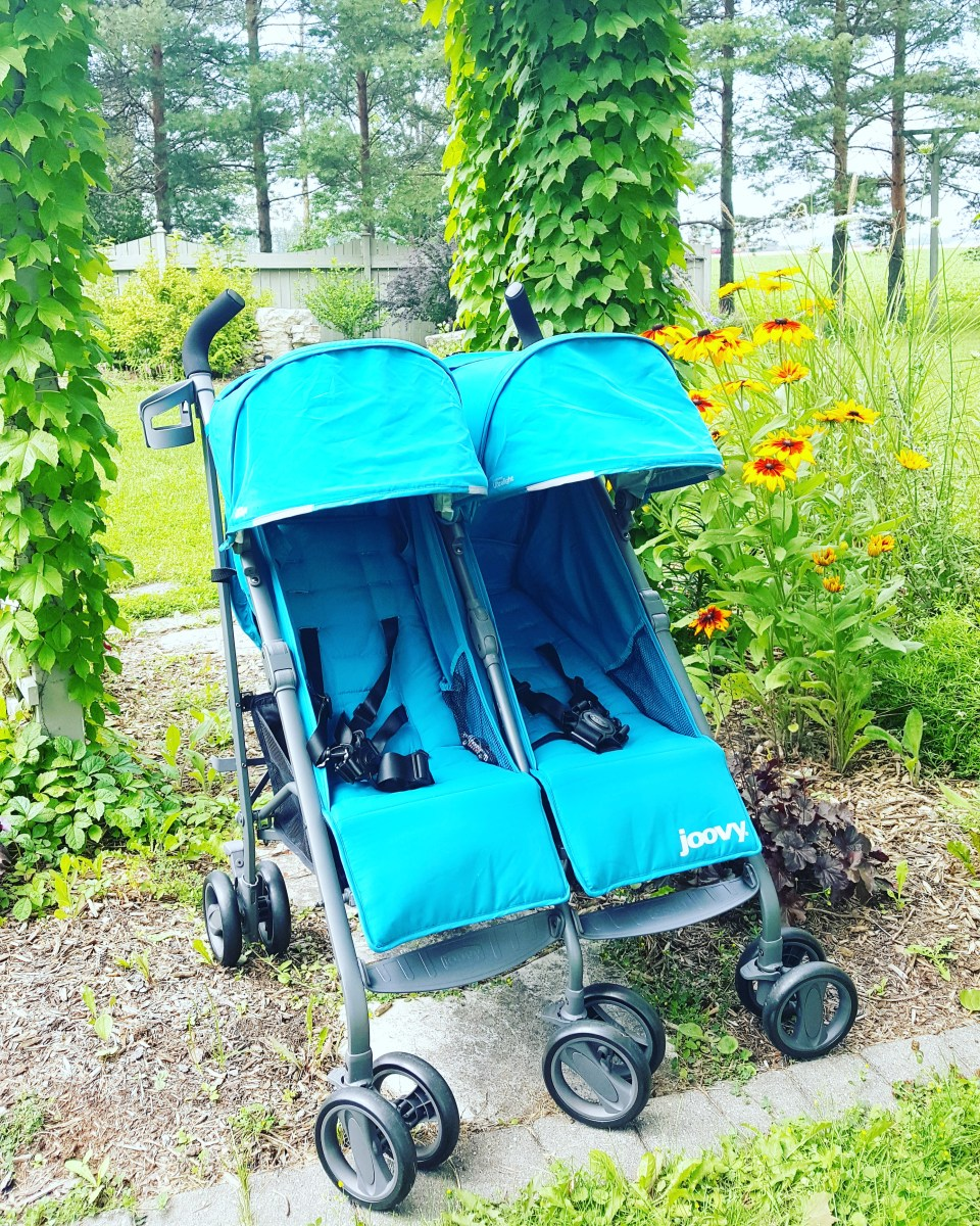 Joovy TwinGroove Ultralight Stroller Review - The Perfect Double Umbrella
