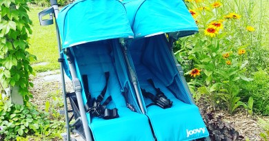 joovy twingroove ultralight stroller review