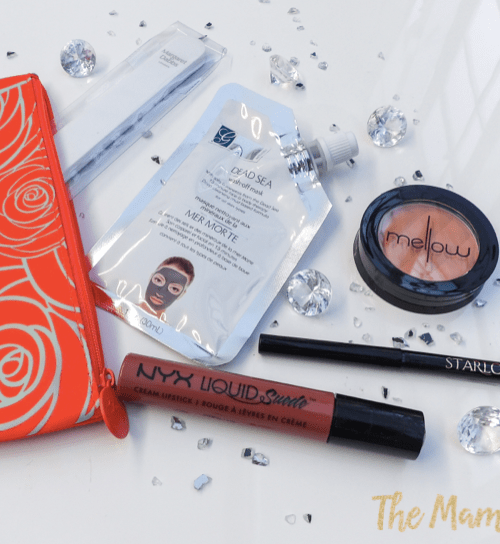 "Ipsy ""March 2016 Glam Bag"" Review"