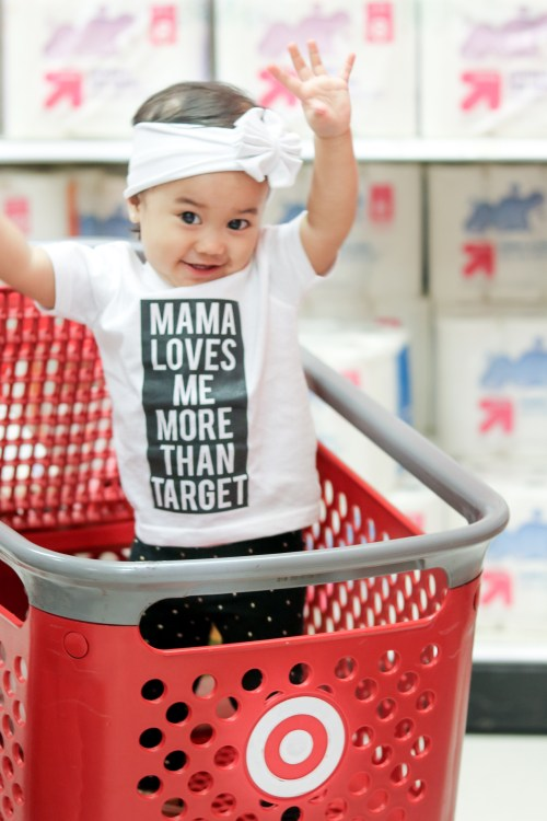 Who I Love More Than Target