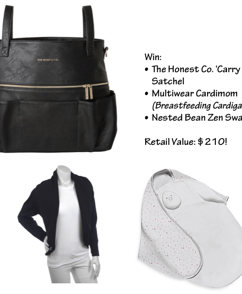 The Cardimom by Multiwear + Giveaway