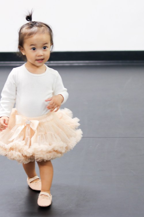 My Baby Girl's First Dance Class