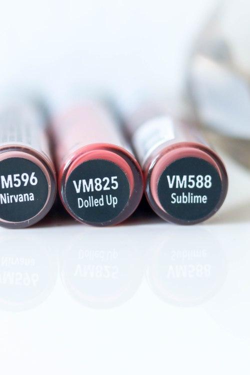 Affordable Liquid Lipsticks
