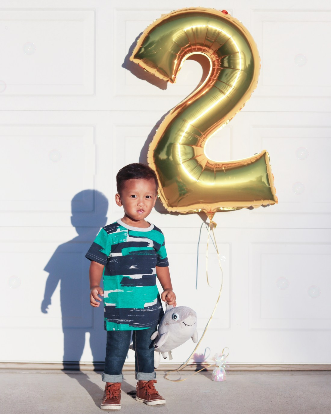 Liam's 2nd Birthday