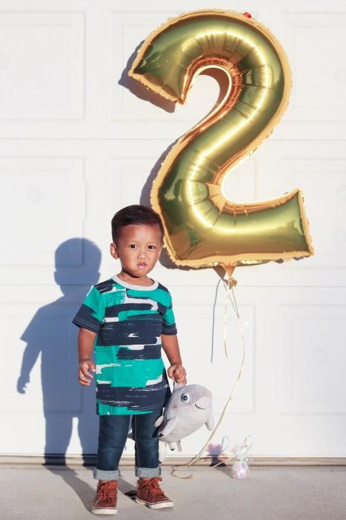 Happy 2nd Birthday, Liam!