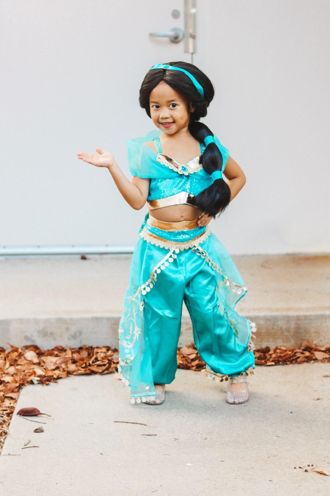 princess jasmine costume