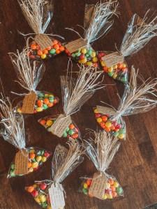 DIY Thanksgiving Goodie Bags