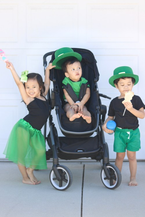 St. Patrick's Day Crafts for the Kiddos