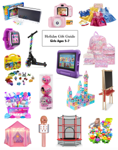Gift Guide for Girls Ages 5-7