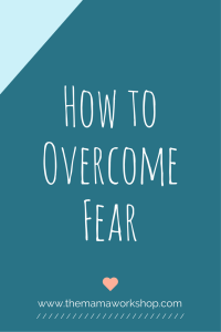Fear – How to Overcome it and Find Bravery