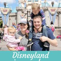 Disneyland in One Day with Toddlers {Part 1}