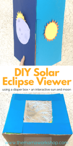DIY Solar Eclipse Viewer for Kids