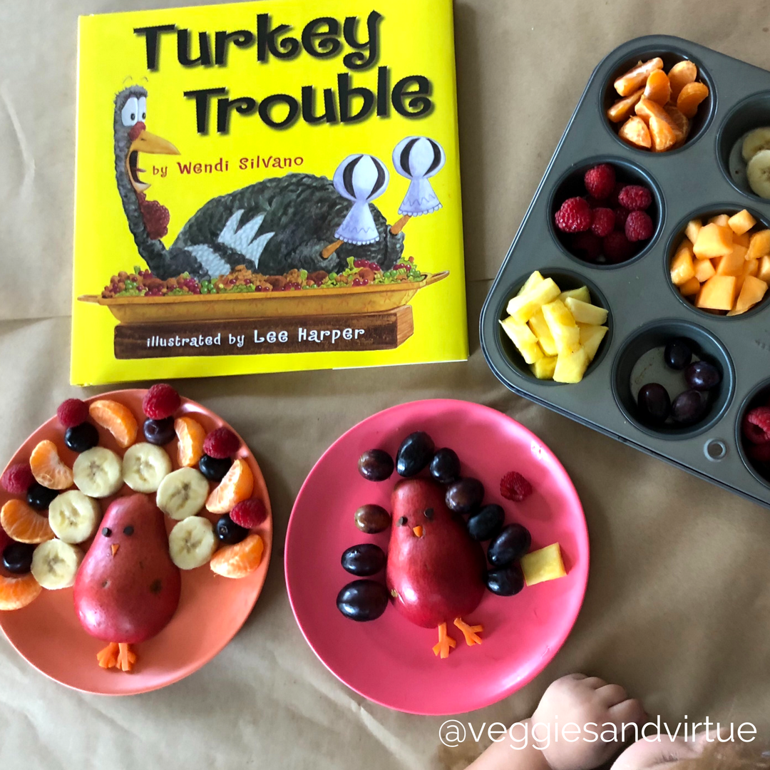 Turkey Trouble - Veggies and Virtue