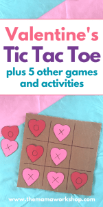 Valentine's Day Games for Toddlers