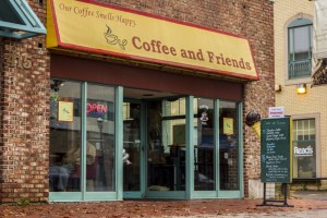Everyone in Fredericton wants to grab a coffee to discuss their new business idea with you: report