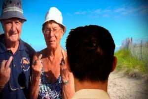 New Brunswick 'rudist beach' popular with Americans