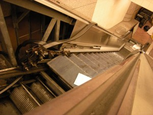 Recent drop in obesity in Saint John linked to broken escalators at City Market