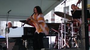 Harvest Jazz & Blues Festival usurped by smaller, protesting festivals