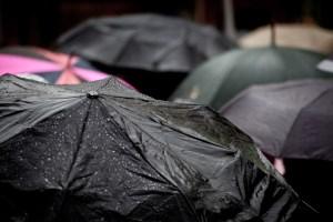 Fredericton places ban on umbrellas