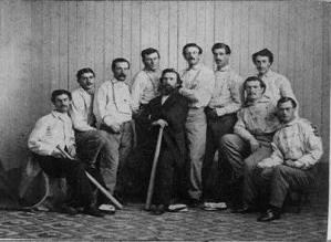 History: A look back at NB's long-forgotten National League baseball team