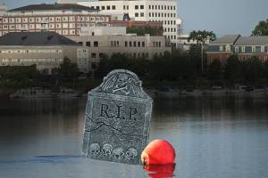 Fredericton to host Canada's first floating cemetery