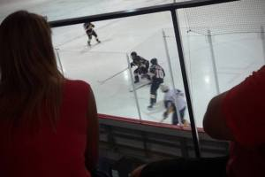 Ten-year-old signed to NHL due to parents' coaching from stands
