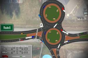 Update: Fredericton roundabout to become figure 8 circuit
