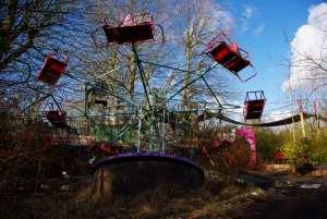 Pleasant autumn weather delays opening of Miramichi's David Adams Richards theme park