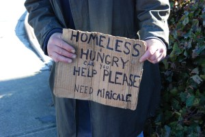 Fredericton panhandlers going to have to panhandle extra hard to pay panhandling fines
