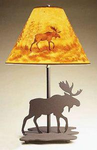 Orignal's moose light.