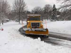 New Brunswick institutes 24-hour wait time before plowing roads