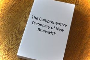 Provincial government to release New Brunswick-specific dictionary