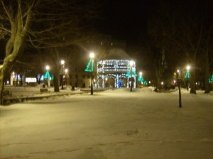 Saint John mayor annoys wife by leaving Christmas lights up year-round
