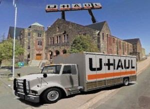 Residents excited over U-Haul offer on former Moncton High School building