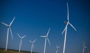 Nova Scotia wind turbines not used for power but to keep smell of New Brunswick out