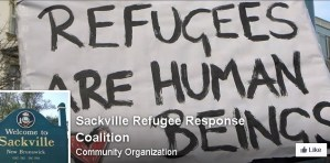 Sackville Refugee Response Coalition seeks 'IOU' from Trudeau, as Syrians not delivered by Christmas