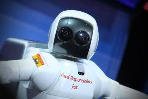 Government departments reduced, 'priority bots' constructed