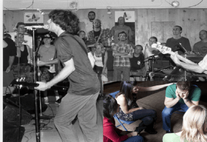 18 years after legendary New Maryland show, illegitimate children of Fugazi form support group