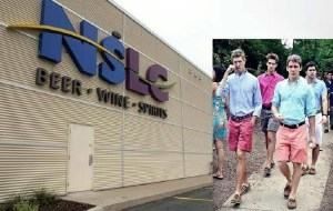 Frat boys sue NSLC, claim failure to stay open until 2 a.m. 'unconstitutional'