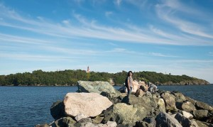 Saint John journalist leaves big city to become Partridge Island hermit