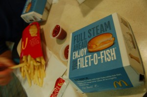 Newfoundland MP suggests people 'eat less fish,' rely on McDonald's Filet-O-Fish