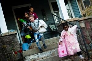 Bathurst cops bust teenage treat trickery on Halloween