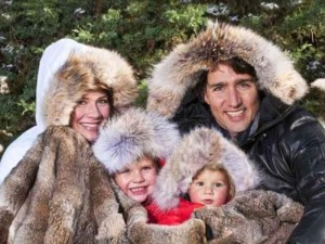 Trudeau announces next vacation will be in Petitcodiac